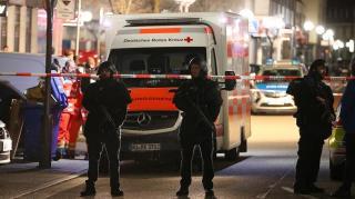 Fegyveres támadás Frankfurt mellett – halálos áldozatok (FRISSÍTVE)