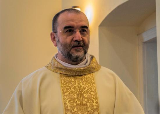Holnap szentelik püspökké Kovács Gergelyt