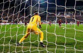Videobírós CFR-döntetlen a Sevilla ellen