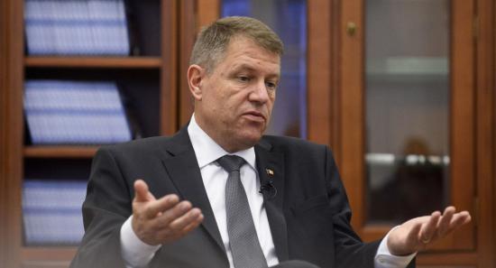 Iohannis: csökkent az előrehozott választások esélye