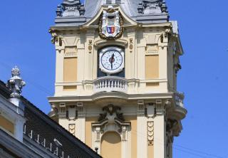 Magyarul zenélt a városházi toronyóra
