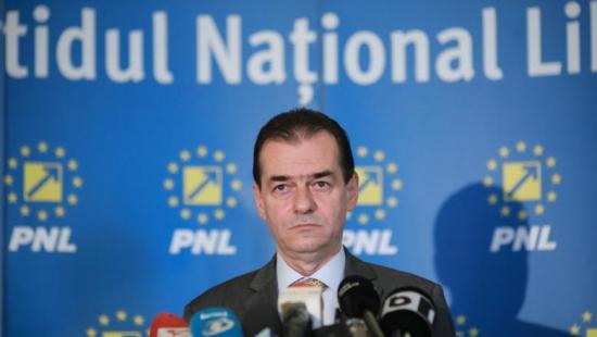 Ludovic Orban visszaadta kormányalakítási megbízását