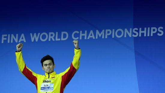 Nyolcéves eltiltást kapott a háromszoros olimpiai bajnok Szun Jang