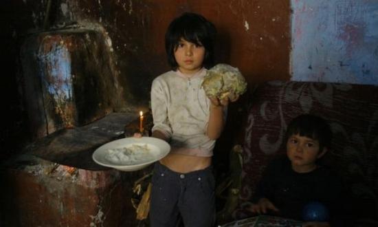 A romániai lakosság 5 százaléka éhezik