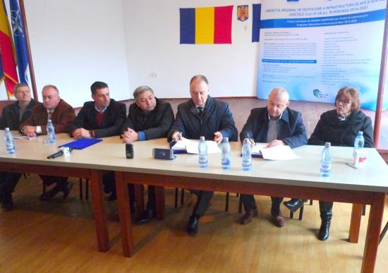 Két Kolozs megyei község jut vezetékes ivóvízhez