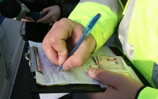 Több mint 800 sofőr maradt jogosítvány nélkül