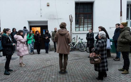 ZIZ – Új művészeti és szociális tér nyílt Kolozsváron
