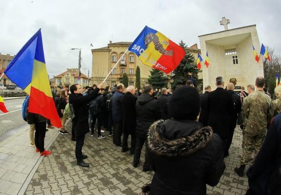 Politikai foglyokra emlékeztek Kolozsváron