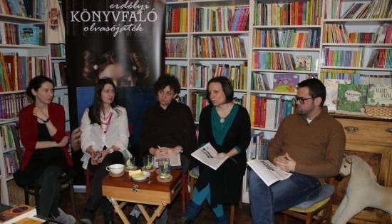 Erdélyi Könyvfaló: játékkal az olvasás népszerűsítéséért