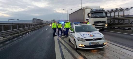 Olaszországból hazatérő románok baleseteztek Kolozsvár határában