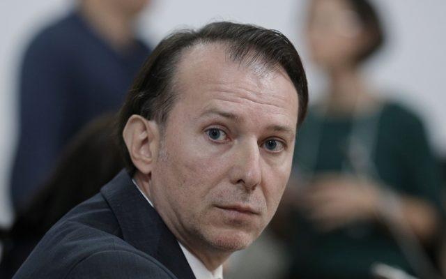 Florin Cîțu visszaadta kormányalakítási megbizatását