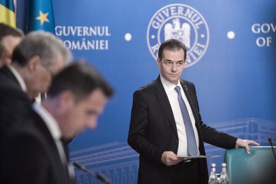 Iohannis ismét Ludovic Orbant bízta meg a kormányalakítással