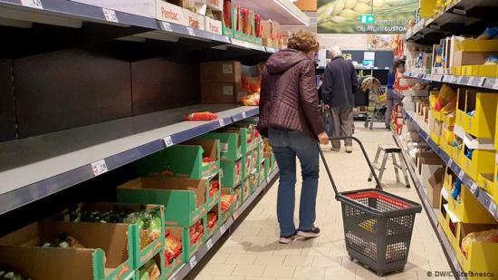 Ludovic Orban: ne halmozzuk az élelmiszereket