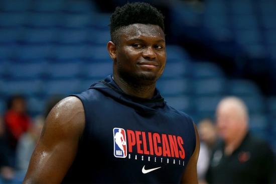 NBA: A 19 éves sztár kifizeti a sportcsarnok dolgozóinak egyhavi bérét