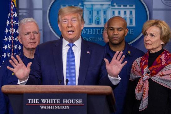 Donald Trump: a járvány várhatóan július végéig, augusztusig eltart