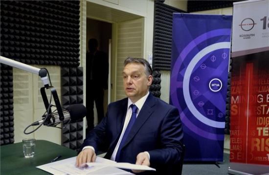 Orbán Viktor: a tömeges megbetegedések valószínűleg nem kerülhetők el
