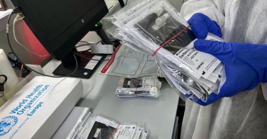 Kolozs megye: tíz új koronavírusos, hiánycikk a tesztanyag