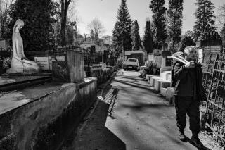 Új (koronavírusos) életforma Kolozsváron – Márkos Tamás fotóriportja