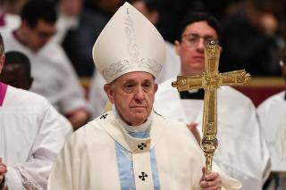 Koronavírus: ma délben világerejű imádság Ferenc pápa felhívására