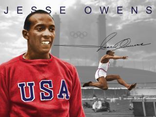 Jesse Owens 40 éve halt meg