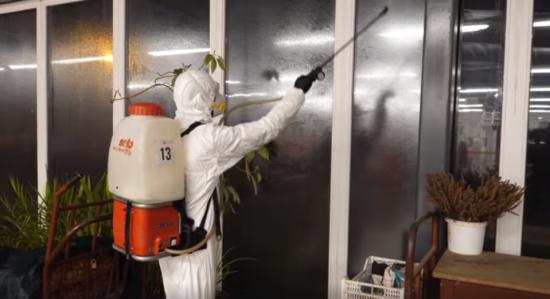 Tömbház-fertőtlenítésre is utalt ki pénzt a városi tanács