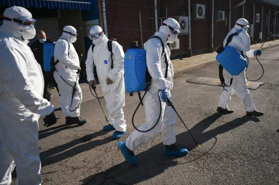 Közel 2300 a fertőzöttek száma az országban