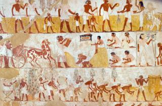 Virtuális barangolás a leghíresebb egyiptomi lelőhelyek és múzeumok egy részében