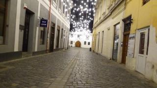 VIDEÓK - Megállt az élet. Meddig ilyen kihalt szombaton éjszaka Kolozsvár?