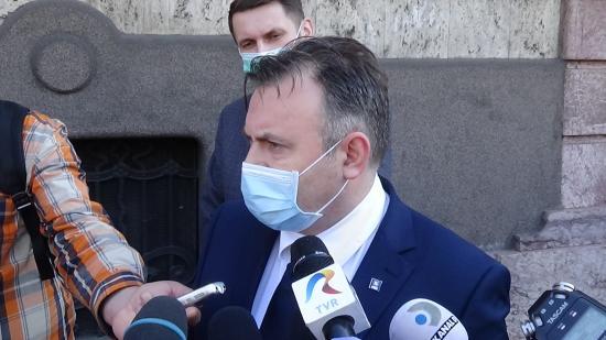 VIDEÓ - Kolozsváron az egészségügyi miniszter. Mit mondott az itteni helyzetről?