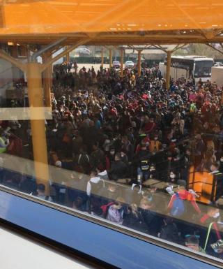 Rendőrségi eljárás indult a mai reptéri botrány miatt