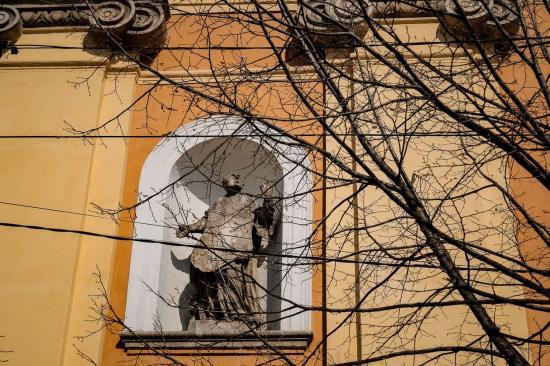 Húsvéti városkép Márkos Tamással