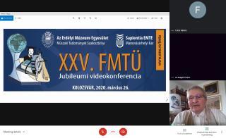 25. FMTÜ - Műszaki konferencia a virtuális térben