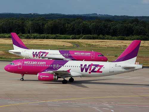 Ezer munkavállalóját elbocsátja a Wizz Air