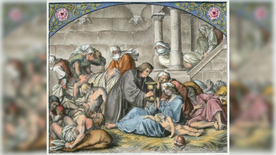 A református egyház pestisjárvány idején