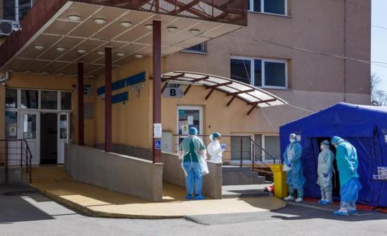 Újabb támogatás a Clujana Városi Kórháznak