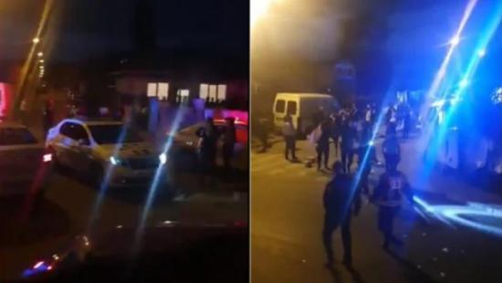 Figyelmeztető lövésekkel fékeztek meg Bukarestben a korlátozásokat megszegő randalírozókat