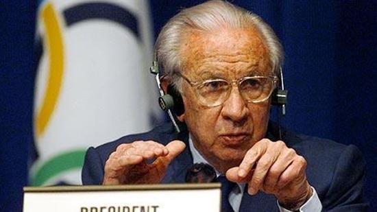 Juan Antonio Samaranch volt NOB-elnök tíz éve hunyt el