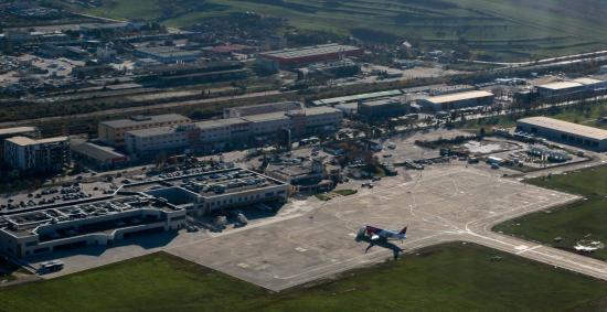 Ciceo: nem fizetésképtelen a kolozsvári repülőtér
