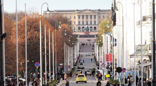 Oslo dióhéjban