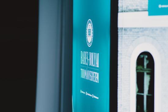 """Új nemzetközi """"akadémiai otthona"""" van a BBTE-nek"""