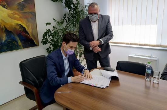 Végre bevethető a koronavírus elleni küzdelemben a Polaris kórház