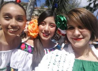 Charro Napok és két nemzet barátsága