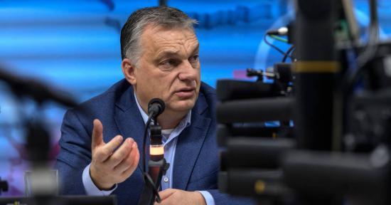 Orbán Viktor Iohannis nyilatkozatáról: