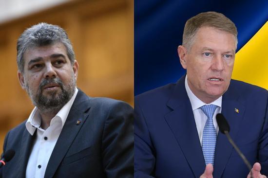 Ciolacu: A PSD feljelenti Iohannist. Szerintük mit tévedett az elnök?
