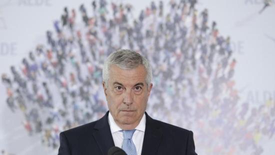 Tăriceanu: hívják a parlamentbe Iohannist!