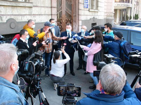 Romániában és Szlovákiában dolgozik a legkevesebb újságíró az Európai Unióban