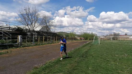Szamosújvári részvétel az Autizmusért futunk egynapos maratonon