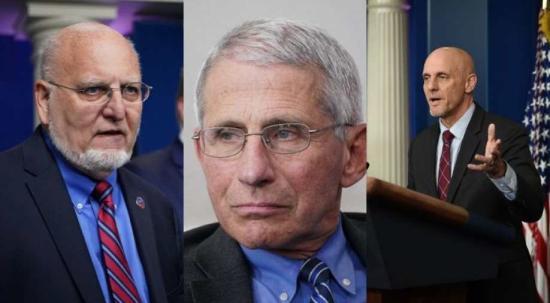 Karanténban van a járvány elleni küzdelem három amerikai vezető személyisége