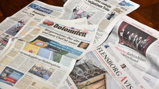 Európa-szerte nehéz helyzetbe került a kisebbségi sajtó