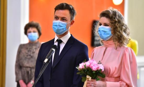Ismét tartanak esküvőket Kolozsváron